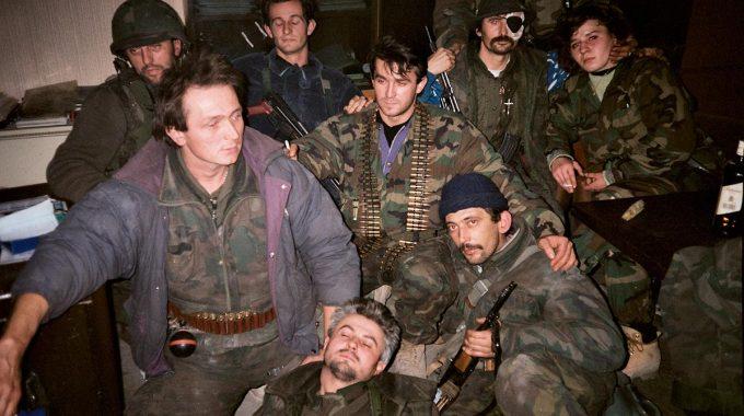 HOS I Vojna Policija Neposredno Prije Proboja Iz Vukovara