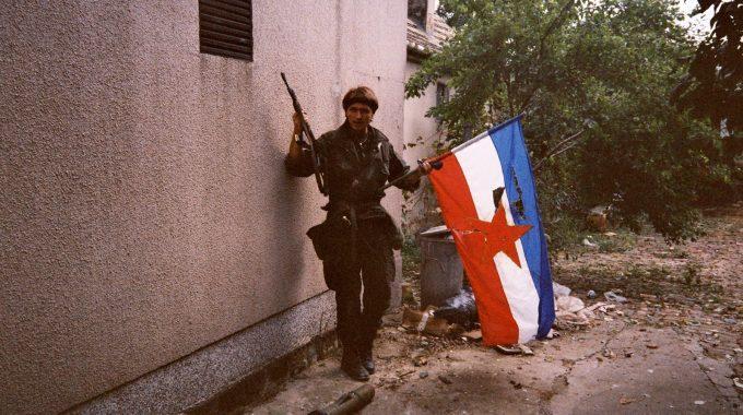 Simboli Neprijatelja - Crvena Zvijezda Petokraka U Ratnom Vukovaru
