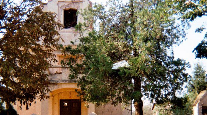 Srušena Katolička Crkva U Bogdanovcima