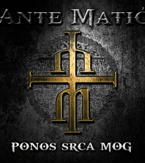 """CD """"Ponos Srca Mog"""" – Ante Matić"""
