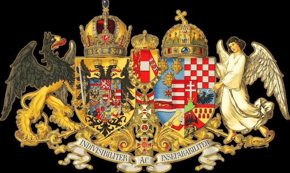 Veliki grb Austro-Ugarske (1867.-1918.)