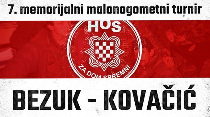 HOS-ovac Damir Markuš Poziva Sve U Kutinu Na Memorijalni Malonogometni Turnir BBB-HOS