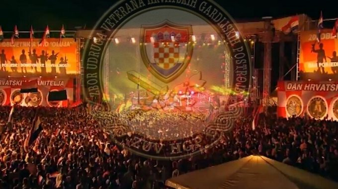 Priopćenje Zbora Udruga Veterana Hrvatskih Gardijskih Postrojbi U Vezi Presude Visokog Prekršajnog Suda Radi Pjevanje Pjesme Bojna Čavoglave
