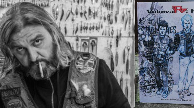"""Osvrt Na Strip Album – Nenad Nenoos Barinić – """"Vukovar: Haš"""""""